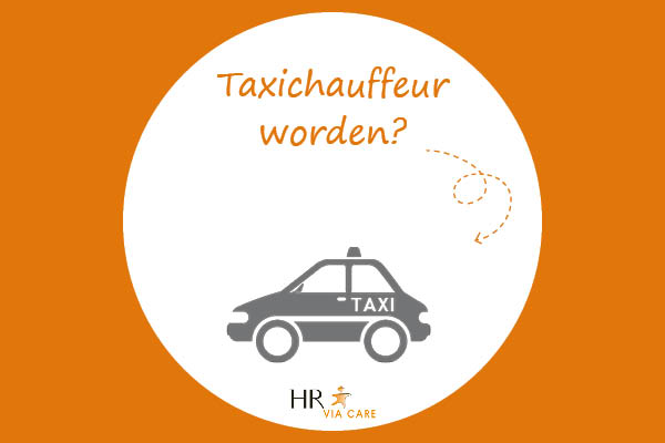 HR Via Care | Taxichauffeur worden